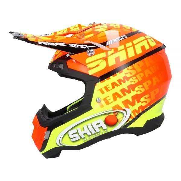 Casco de moto para niños  MX-917 MXoN KID Shiro