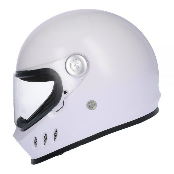Casco de moto integral  SH-800 PURE Shiro