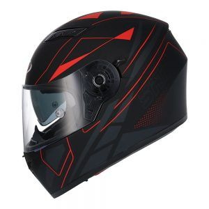 Casco de moto integral SH-600 ELITE Shiro
