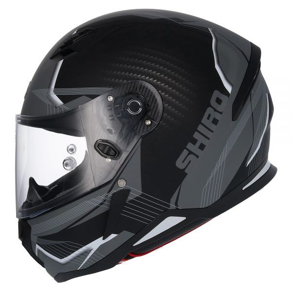 Casco de moto integral  SH-890 LOSAIL Shiro