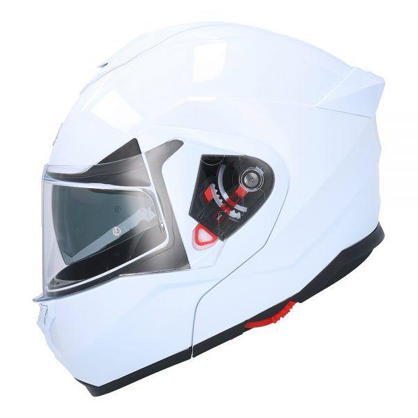 Casco de moto modular  SH-501 FREEDOM Shiro