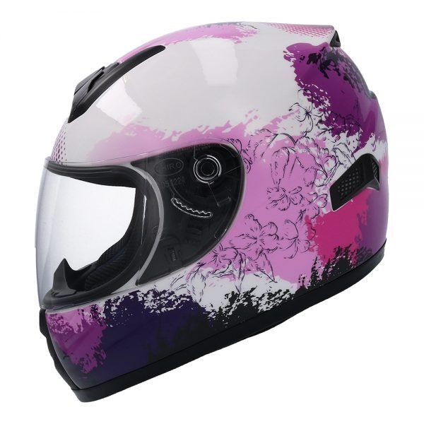 Casco de moto para niños SH-829 ENJOY KID Shiro