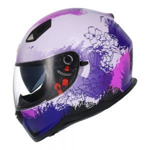 Casco de moto integral SH-881 SV ENJOY Shiro