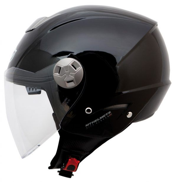 CASCO MT CITY ELEVEN SV SOLID NEGRO BRILLO