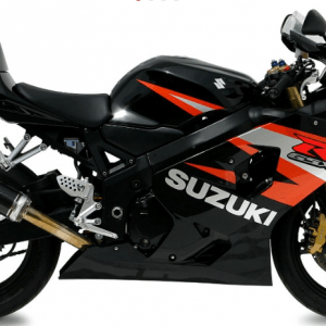 MIVV - GP CARBONO - SUZUKI GSX-R 600 2004>2005