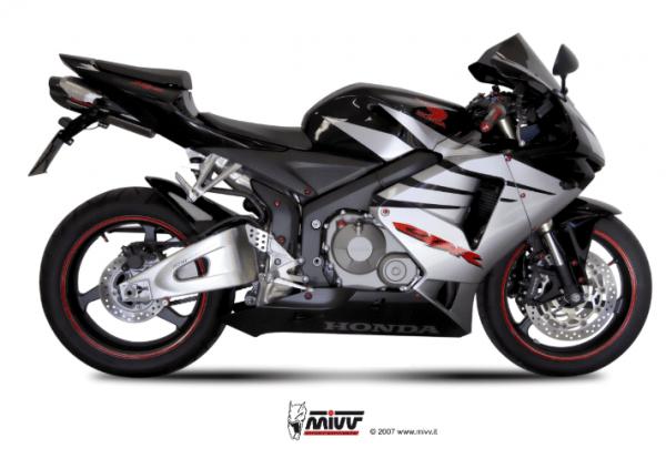 MIVV - SUONO INOX - HONDA CBR 600 RR 2005>2006