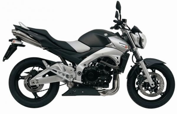 MIVV - X-CONE INOX - SUZUKI GSR 600 2006>2010
