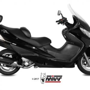 MIVV - URBAN INOX - SUZUKI BURGMAN 250 2003>2006