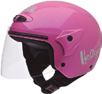 HELIX II JUNIOR METAL PINK