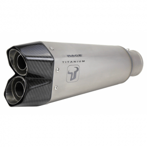 M10 SERIES TITANIUM - HONDA CB 125 R 18-19 FULL LINE