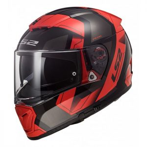 LS2 FF390 BREAKER PHYSICS BLACK RED