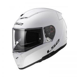 LS2 FF397 VECTOR EVO GLOSS WHITE