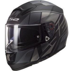 LS2 FF397 VECTOR EVO MATT BLACK