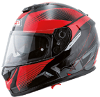 SYMBIO 2 DUO INDY BLACK RED
